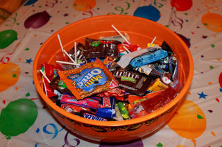 'Secret' sale on Halloween candy this weekend