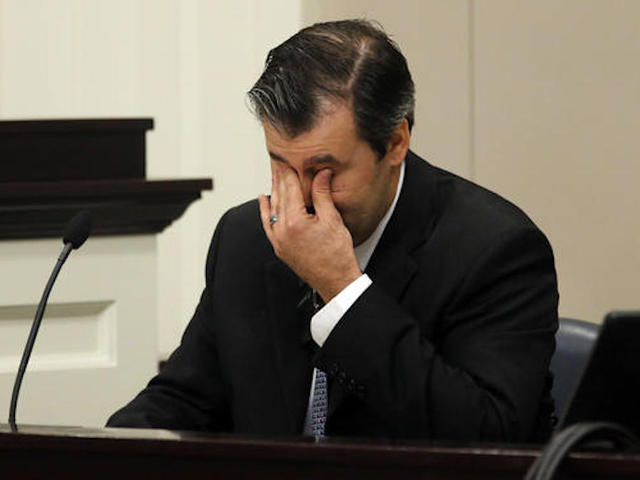 Judge instructs jury in Michael Slager trial
