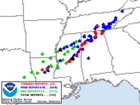 Deadly tornadoes not out of the norm in November