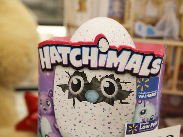 Hatchimals in Stock at Target Stores on Sunday