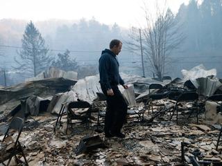 360 video: Gatlinburg wildfire aftermath