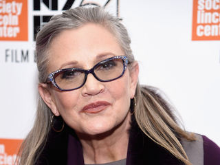 Actress Carrie Fisher has died, publicist says