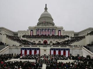 LIVE COVERAGE: Donald Trump's inauguration