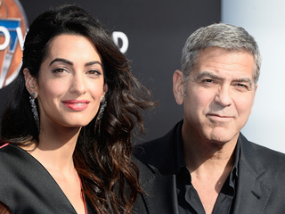 George and Amal Clooney are officially parents