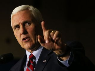 VP Mike Pence's private email use under fire