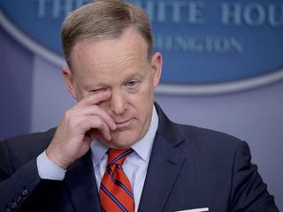 DOJ interviews Sean Spicer on Russia