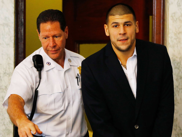 Former Patriots football player Aaron Hernandez found dead in jail cell