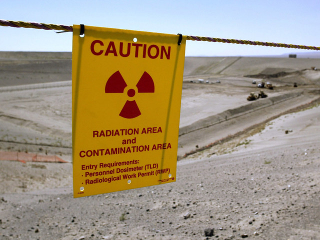 Work continues on Hanford cave