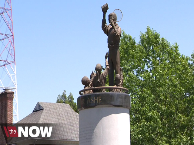 Confederate Monument Comes Down