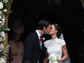 Photo gallery: Pippa Middleton's elegant wedding