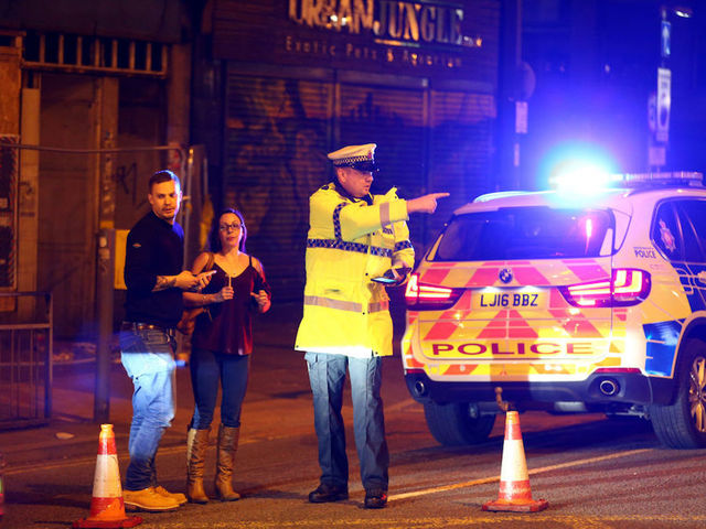 Explosion at Ariana Grande concert kills 19