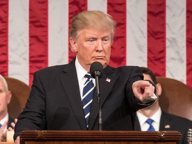 Trump administration sending Congress $4.1 trillion budget