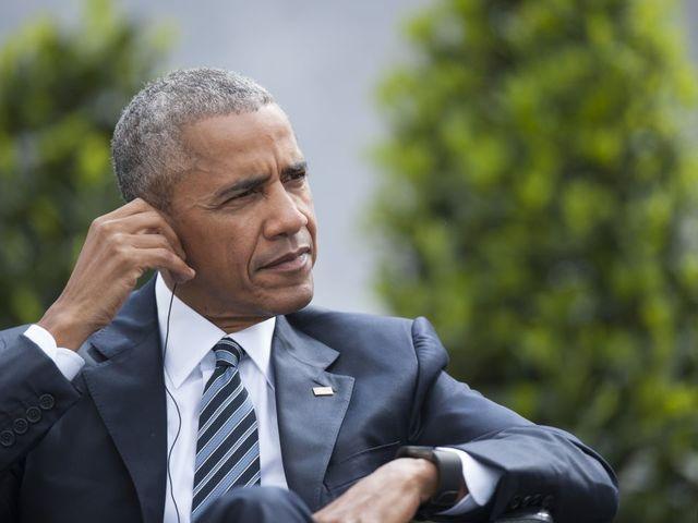 Obama confident despite