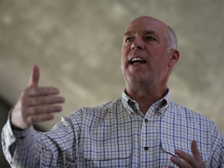 Gianforte wins race the day after assault charge