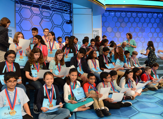 Photos: Scripps National Spelling Bee 2017 - Gallery
