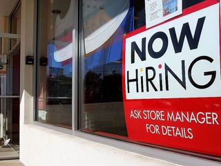 Jobs report: Americans are earning more per hour