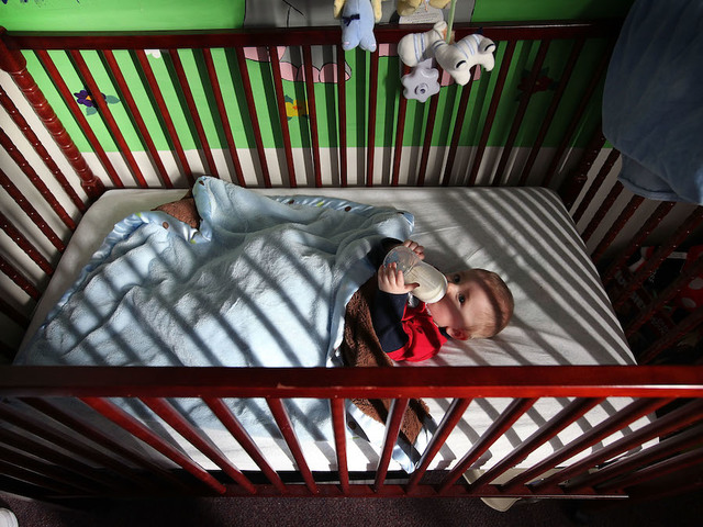 Infants should sleep in own room, not with parents