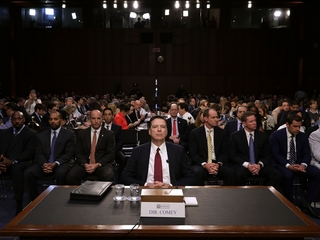 James Comey TV ratings nearly match NBA Finals