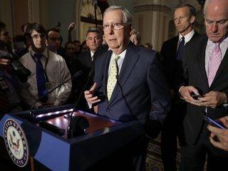 Senate GOP passes vote in hopes of ACA repeal