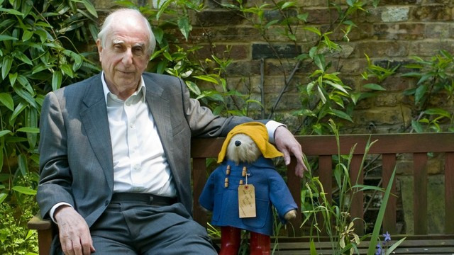 RIP Michael Bond, creator of Paddington Bear