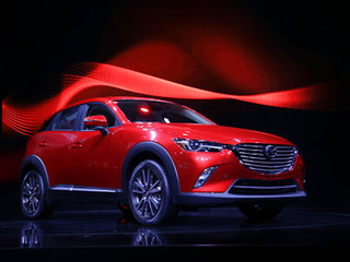 Mazda issues recall for car parking brake issue