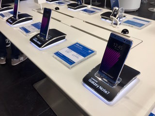 Samsung's Galaxy Note 7 is making a comeback
