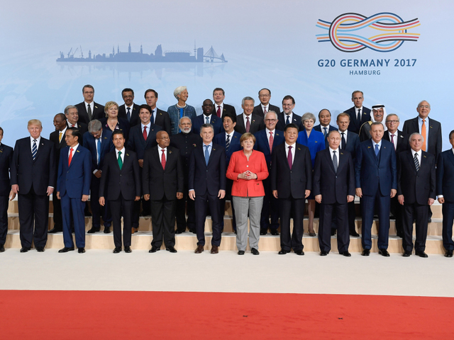 World leaders commit themselves to climate action without the United States