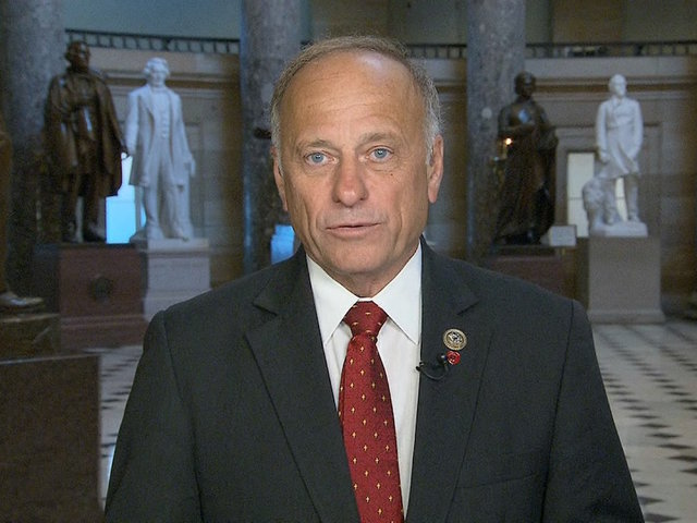 Rep. King: Defund Planned Parenthood, Food Stamps To Build Border Wall