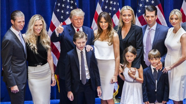 US Secret Service Spends Year's Overtime Pay on 'Large' Trump's Family