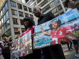 Colin Kaepernick files grievance