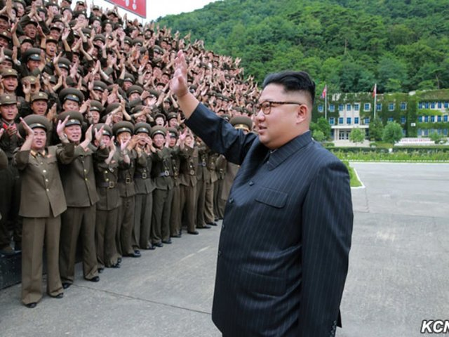 North Korean projectile passed over Japan, reports say