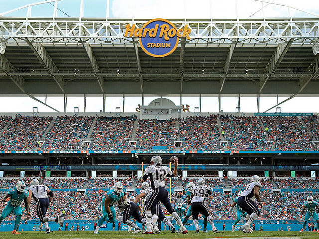 Postponing the Dolphins game against the Buccaneers was the only decision