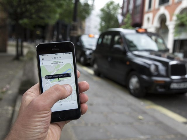 Man goes on a $1,635 Uber ride through several states | WCPO Cincinnati, OH
