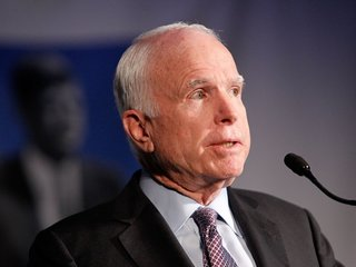 McCain condemns 'half-baked' nationalism