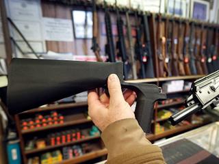 Ohio Democrat proposes 'bump stock' ban