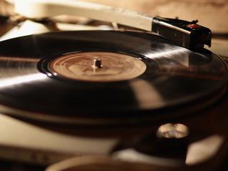 Revenge of the vinyl record album