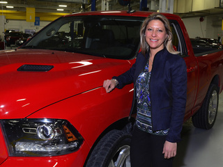 Female engineers make inroads in auto industry