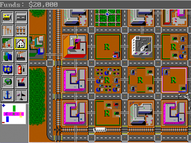 an overview of the computer software and the simcity video game developed by maxis The rise of the simulation game[1] opened up by computer software the early history of video games game from a maxis catalog: simcity makes.