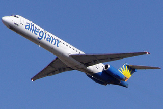 Allegiant starts service between CVG, LAX