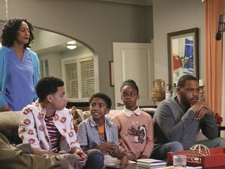 P&G makes unique guest appearance on 'black-ish'