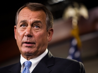 Boehner: GOP will never repeal/replace Obamacare