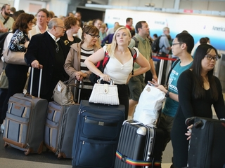 CVG passengers complain about baggage claim time
