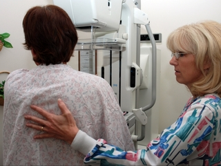 Mercy Health is bringing the mammogram to you