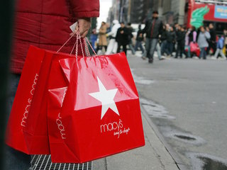 Few deals so far at Macy's store closing sale