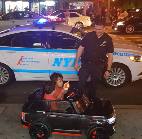 Dating a nypd cop