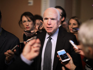 'Skinny repeal' of Obamacare fails in Senate