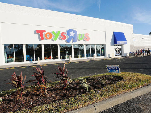 Toys R Us Could File For Chapter Bankruptcy Report Says WCPO - Babies r us cincinnati