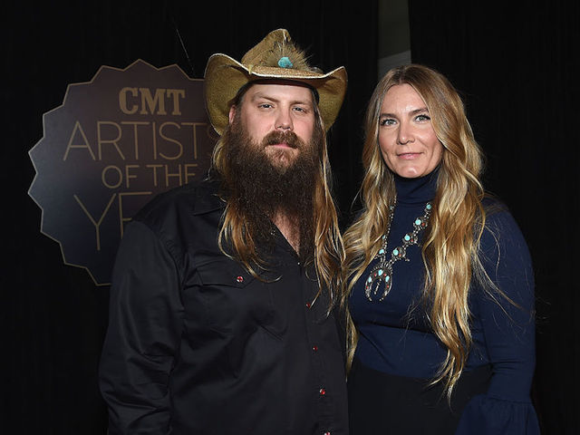 Chris And Morgane Stapleton Are Expecting Twins Wcpo