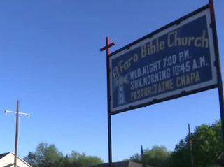 Pastor says he will now preach with handgun