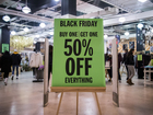 Record $5B spent online on Black Friday 2017